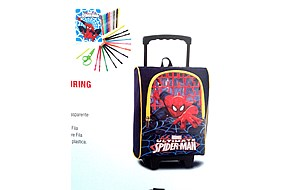 TROLLEY SMALL ULTIMATE SPIDERMAN